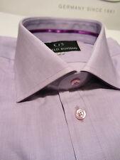 Ozwald Boateng Design Hemd 38 /15 -NP 129 € Bespoke couture London 09040985