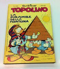Topolino n.1344 Walt Disney