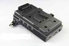 Lanparte V-Mount Power Distributor Battery Pinch & HDMI Splitter for DSLR RIG