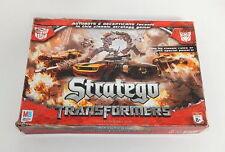 Milton Bradley Transformers Stratego 2007 Complete R10973