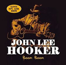 JOHN LEE HOOKER - BOON BOOM/LIVE ON AIR 1976   CD NEW+