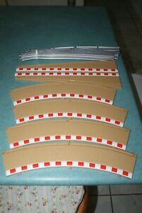 Scalextric Barriers Brand New 4 x R2  2 x in/out, Taken from set