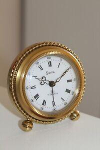 Elegante und seltene Swiza 8 Tage Uhr 7 Jewels ohne Uhrwerk Nr. 8608