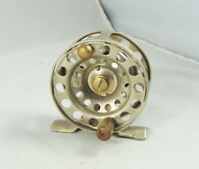 Old Vintage ROCHESTER GERMAN SILVER Fly Reel - 80 yds - Condition Issues