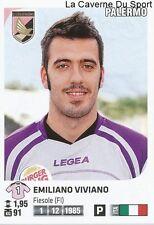 EMILIANO VIVIANO # ITALIA US.PALERMO RARE UPDATE STICKER CALCIATORI 2012 PANINI