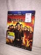 The Expendables 2 (Blu-ray Disc, 2012, Digital Copy; UltraViolet) with Slipcover