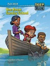 Deep Blue One Room Sunday School Leader's Guide Fall 2015: Ages 3-12, Abingdon P