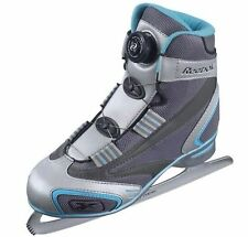 Reebok BOA womens comfort boot ice skates size 9 new SKRBOA ladies soft figure