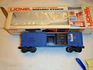 "Lionel #6464-475 ""Boston & Maine"" Boxcar With wrong Box"