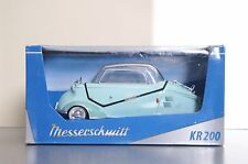 Light Green Messerschmitt Kabinennroller Kit KR 200 1967 Diecast Model Kit 1/18