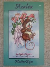 AZALEA~Serendipity~STEPHEN COSGROVE~FlutterByes~VALUE BEING YOURSELF~3 CARDS~