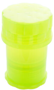 GRINDER herb saver container medtainer *HIGH QUALITY* # large size # Candy Color
