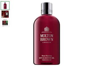 Molton Brown Rosa Absolute Bath & Shower Gel 1 x 300 ml Brand New