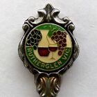 Rutherglen Vic Stuart Silverplated Souvenir Spoon Teaspoon (T110)