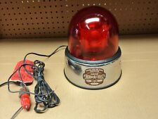 Vintage Federal Signal Junior Beacon Ray Model 15 Working