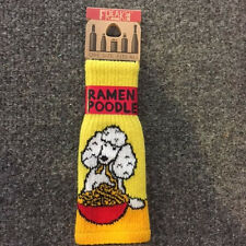 FREAKER Beverage Insulator Koozie Ramen Poodle NWT