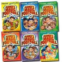 Frankies Magic Football 6 Books Collection Pack Set By Frank Lampard Children B
