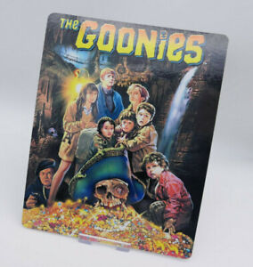 THE GOONIES - Glossy Steelbook Magnet Art Cover (NOT LENTICULAR)