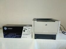 hp laserjet p2015n printer