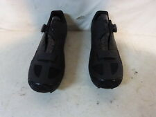 Louis Garneau Granite II Cycling shoes Men's EU 38 US 5 Black Retail $159.99