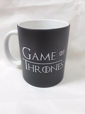 Game of Thrones Heat Sensitive Color Changing Coffee Mug / Brand New / Model 9.-