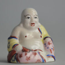 Perfect Chinese Porcelain Statue Immortal Buddha China Old
