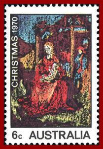 Australia 1970 Christmas, ** MNH - SG 475