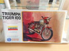 Modekit Lindberg Triump Tiger 100 on 1:16 in Box (Sealed)