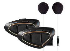 Interfono Midland Btx1 Pro Twin- Hi Fi Speakers Superbass Sound unico
