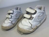 Nike Baby Shoes Size 4.5 White Sneakers