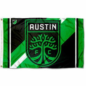 Austin Football Club Large Grommet Flag