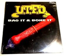 Bag It & Bone It by U.T.F.O. LP STILL SEALED! rap