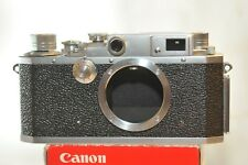 Canon RF IVSB 35mm Rangefinder Film Camera body ONLY from 50's