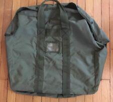 Used  Military Large Duffel Bag Nylon Hunting Gear Travel Sea Bag Rucksack