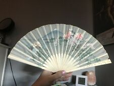 extremely vintage japanese fan