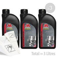 Car Engine Oil Service Kit / Pack 3 LITRES Millers Oils CSS 10w-40 3L