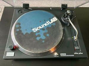 Soundlab DL-P3R Professional Direct Drive Turntable Deck