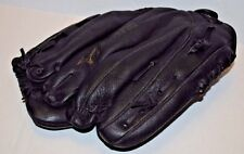 Mizuno Ball Park MMX123P 12 inch pro model black leather baseball glove