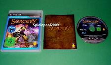 Sorcery mit Anleitung und OVP (Playstation Move Erfoderlich)  Playstation 3 PS3
