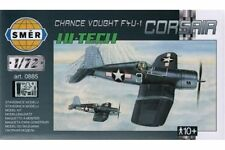 SMER 0885 1/72 Chance Vought F4U-1 Corsair with etched parts