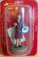 Del Prado King & Country Modern Fireman Woman Megaphone Japanese Tokyo 2000 1/30