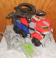 Transformers Beast Hunters OPTIMUS PRIME Complete LEADER CLASS Prime Lot
