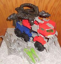 Transformers Beast Hunters OPTIMUS PRIME Complete LEADER CLASS Prime Figure