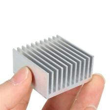 4pcs Aluminum Heat Sink IC Cooling Fin CPU LED Power 40*40*20mm Active Component