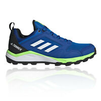adidas Mens Terrex Agravic TR Trail Running Shoes Trainers Sneakers - Blue