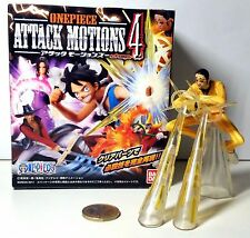 One Piece Kizaru Borsalino Marine trading figure Bandai Attack Motion Vol. 4