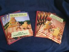 8 x Humerous Funny Christmas cards  Fred & Ginger by Clinton cards NEW