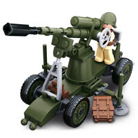 SLUBAN WWII  Allied antiaircraft gun M38-B0678C 77 pcs