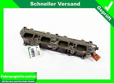 VW Touran I 1t3 Colector Admisión Winkelstutzen con Sensor 06J906051D