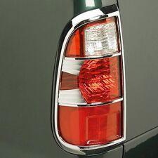 For Ford F-250 Super Duty 2008-2016 Putco Chrome Tail Light Bezels